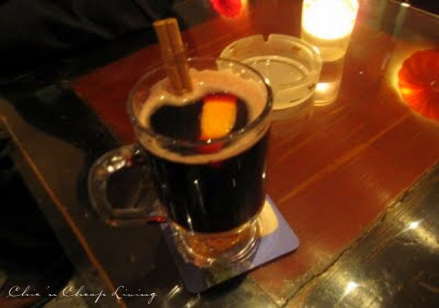 Zurich mulled wine at Christmas - by Chic n Cheap Living