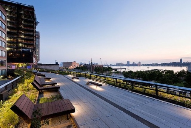 highline-featured on Arch daily - saved by Chic n Cheap Living