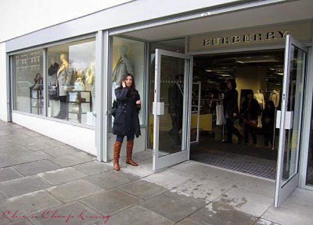 burberry jacket outlet x344  Burberry store front by Chic n Cheap Living