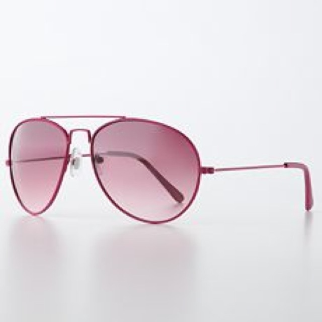 pink kohls sunglasses - saved by Chic n Cheap Living