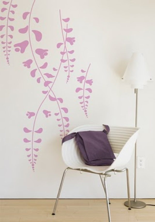 wisteria1_print - saved by Chic n Cheap Living