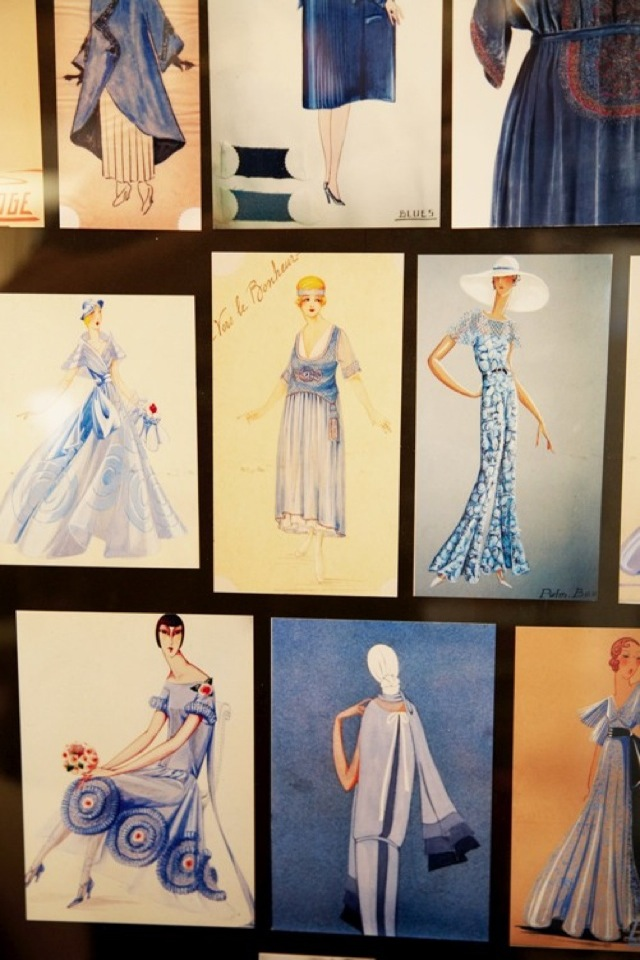 Lanvin sketches photography by the Selby - saved by Chic n Cheap Living