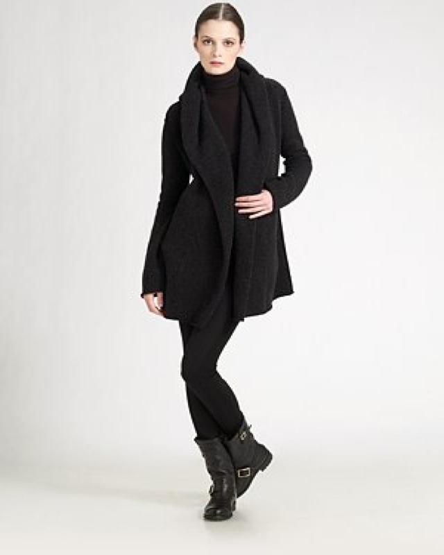 trend min Vince coat - saved by Chic n Cheap Living