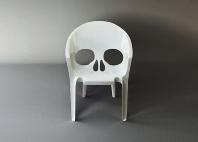 chair punisher - saved by Chic n Cheap Living