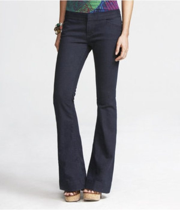 Trouser Jeans EXPRESS Jeans - saved by Chic n Cheap Living ...