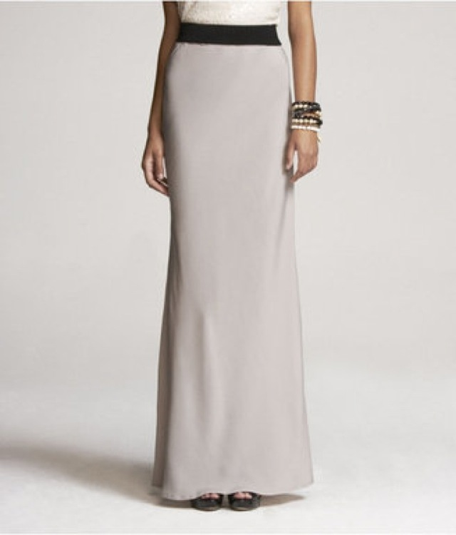 Fashion}/Wardrobe Staple: Maxi skirt/dress (under $100)