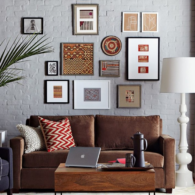 Frames West Elm Gallery Frames - saved by Chic n Cheap Living ...