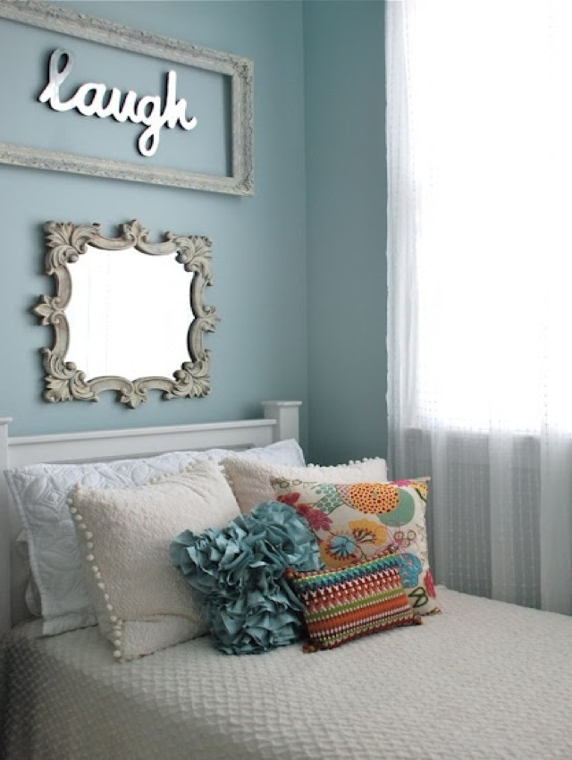 Words decor laugh by vintagewren blog saved by chic n for Cheap chic home decor