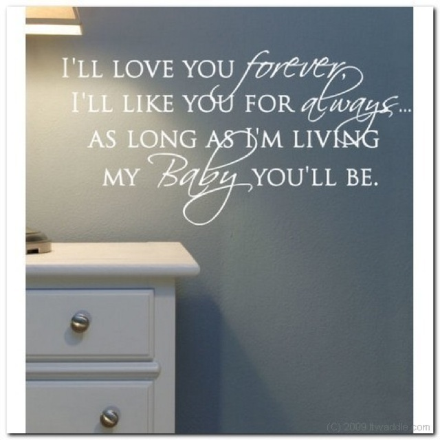 Words Decor Love You Always By Itwaddle On Etsy Saved By Chic N Cheap Living