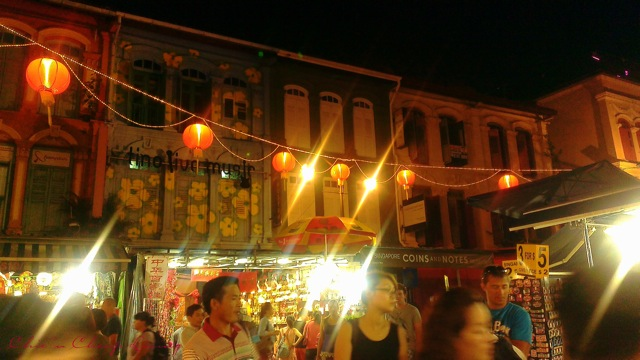 Chinatown Singapore   taken with HTC One X+ by Chic n Cheap Living