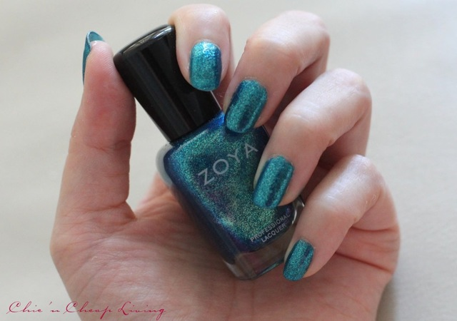 Zoya Charla with bottle - by Chic n Cheap Living
