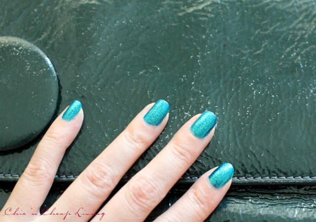 Zoya Charla with purse - by Chic n Cheap Living