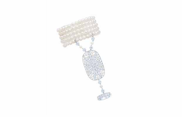 Great Gatsby Tiffany & Co bracelet - saved by Chic n Cheap Living