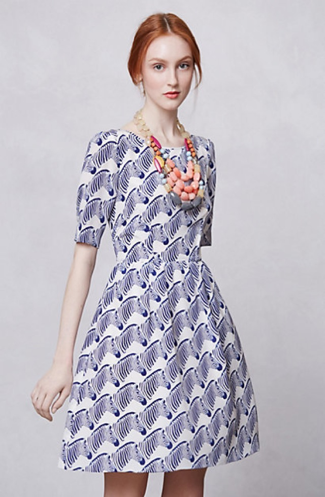 Anthropologie Party Dresses