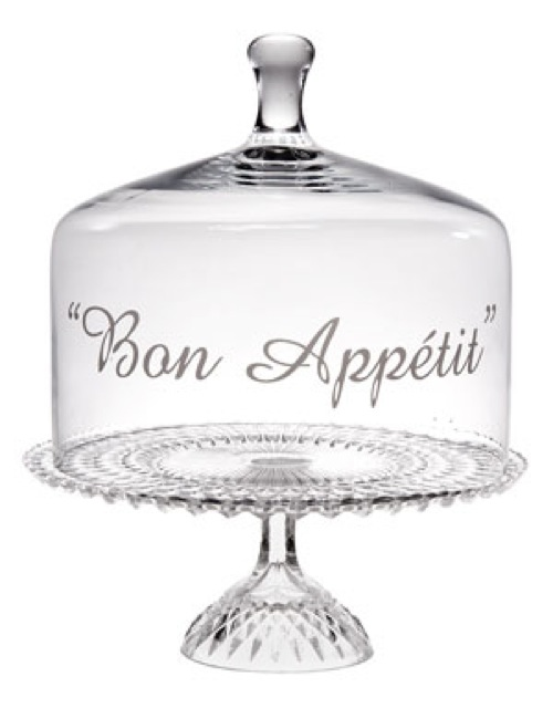 Bon appetit cupcake stand - saved by Chic n Cheap Living