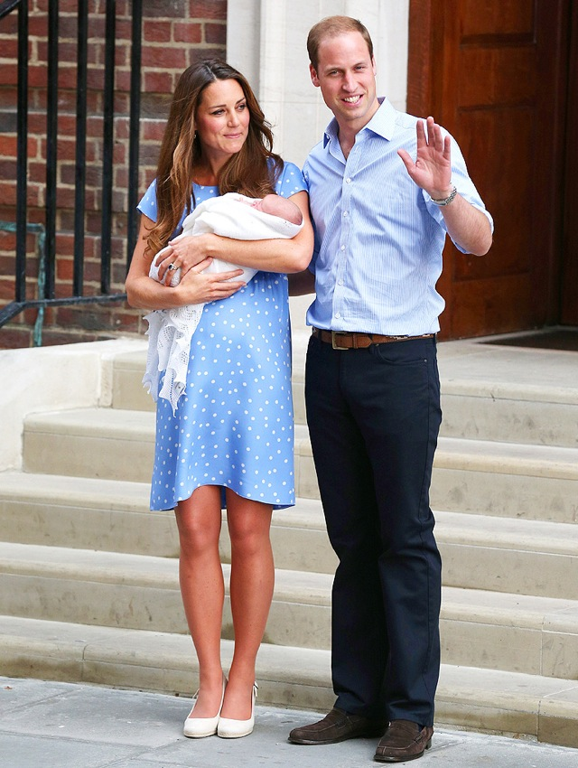 Kate Middleton in Jenny Packham dress - saved by Chic n Cheap Living
