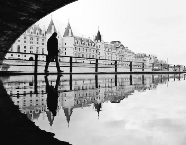 Reflections-of-Paris by Joanna Lemanska by canal - saved by Chic n Cheap Living