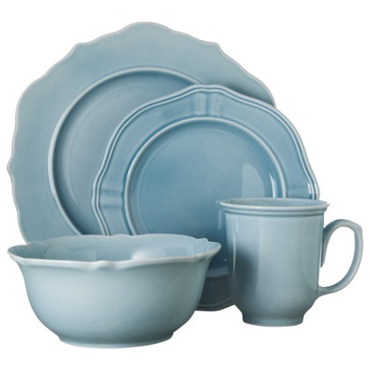 Target Threshold 16 piece Wellsbridge Dinnerware Set - saved by Chic n Cheap Living  sc 1 st  little luxury list : cheap tableware - pezcame.com