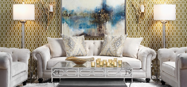 Tufted Furniture Zgallerie Updated Elegance Saved By Chic