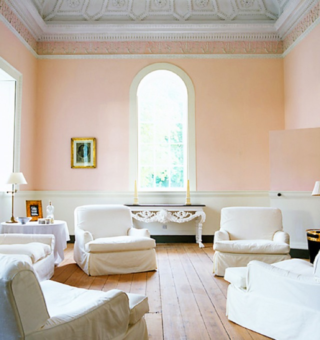 Fashion and interiors archives little luxury list - Satin paint on walls ...