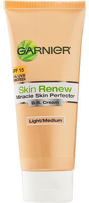 Garnier Skin Renew Miracle Protect BB Cream - saved by Chic n Cheap Living