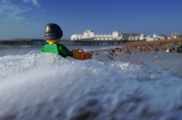 The-Legographer by Andrew White ice - saved by Chic n Cheap Living