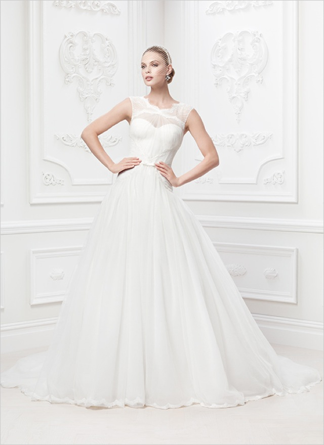 Truly zac posen wedding and evening gowns at david 39 s bridal for Zac posen wedding dresses