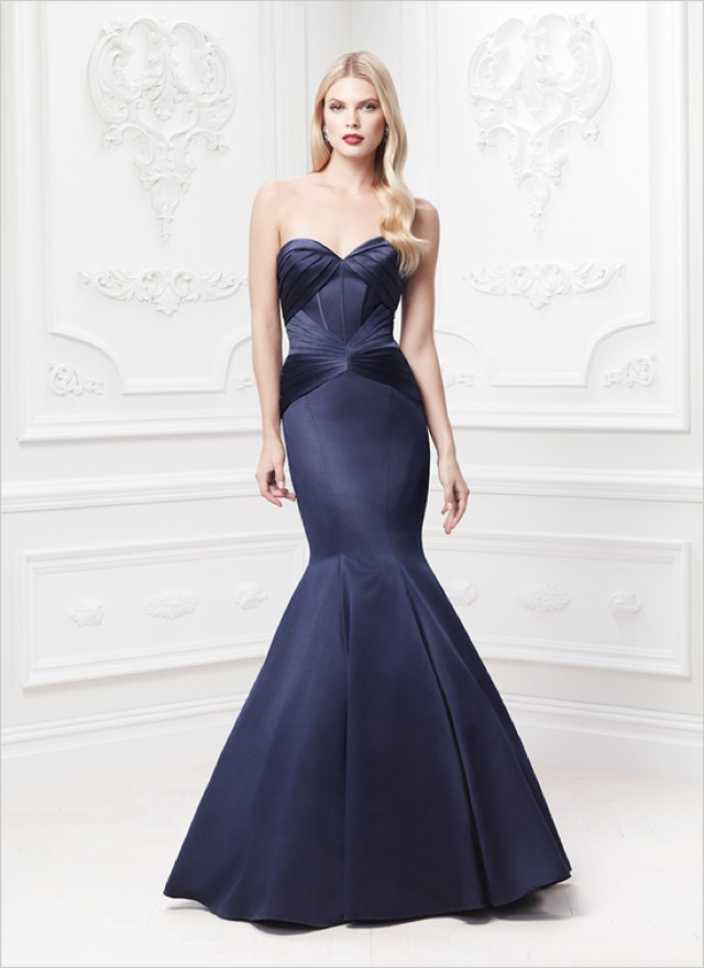 Truly Zac Posen Wedding And Evening Gowns At David S Bridal