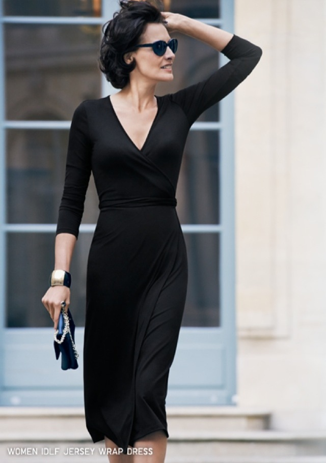 Ines de la Fressange Note - saved by Chic n Cheap Living