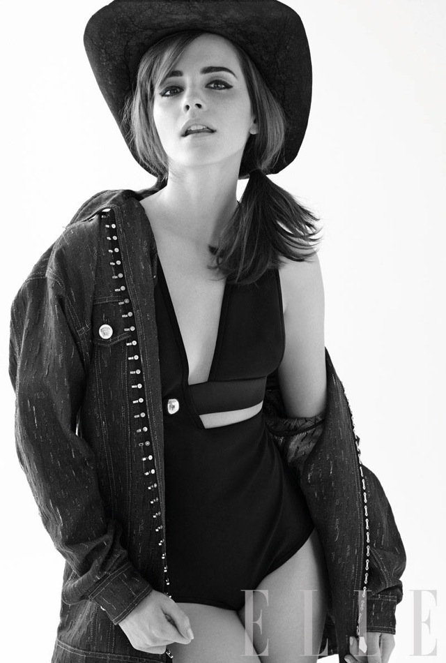Casual Elle Australia April 2014 Emma Watson in cowboy hat - saved by Chic n Cheap Living 8.42.13 PM