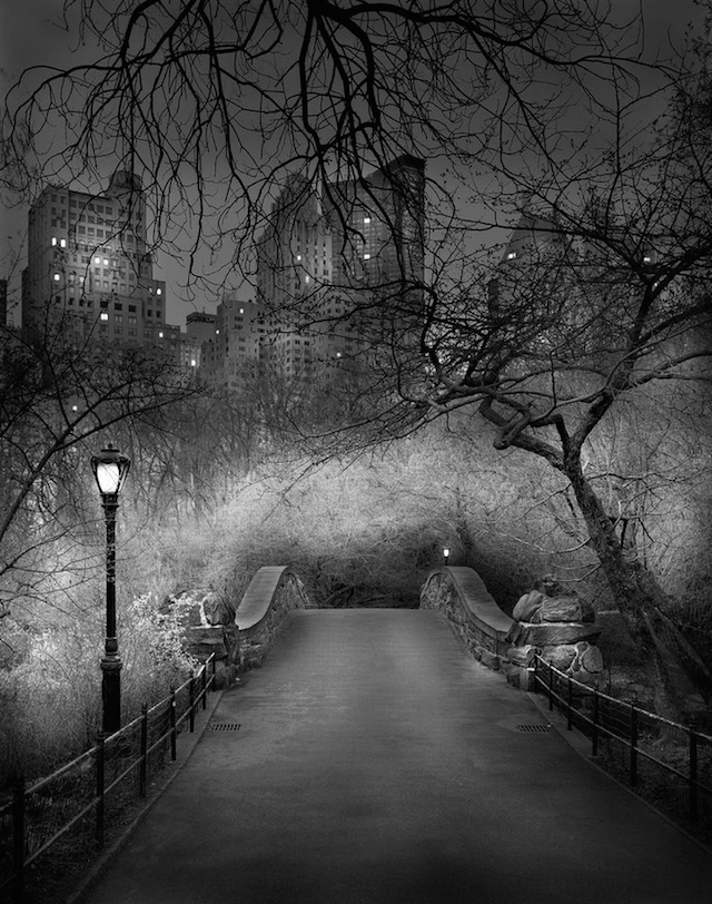 Central Park bridge by Michael Massaia