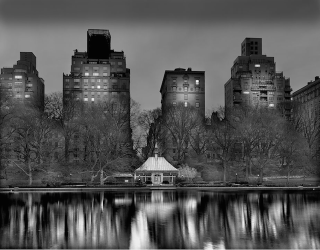 Central Park water by Michael Massaia