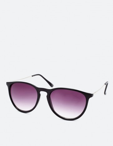 ASOS retro sunglasses with thin frame