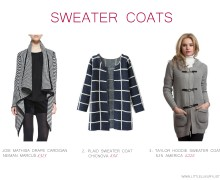 Sweater coats by little luxury list