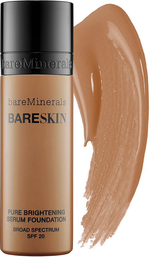 BareSkin Brightening Serum Foundation