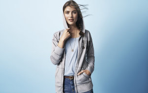 TOMS-Target-Collaboration hoodie