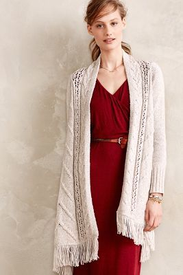 Anthropologie Anais cardigan