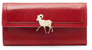 DVF Lucky Sheep Chinese New Year Currency Mini Bag