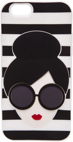 Alice + Olivia Stacey Face iPhone 6 Case