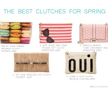 Best clutches for spring