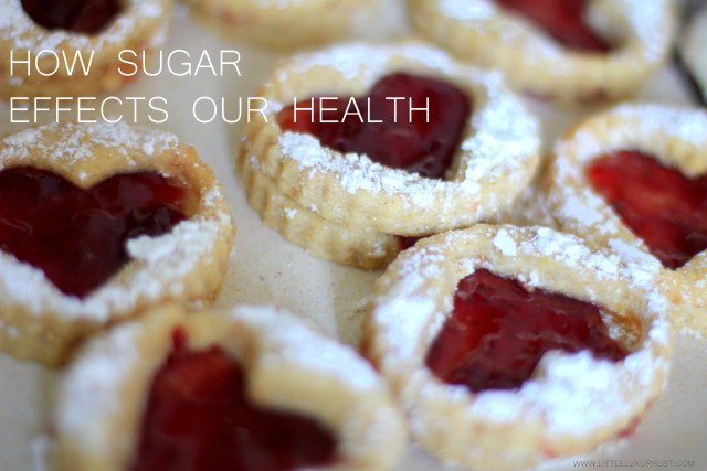 How Sugar effects our health by little luxury list