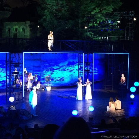 Shakespeare in the Park The Tempest by little luxury list