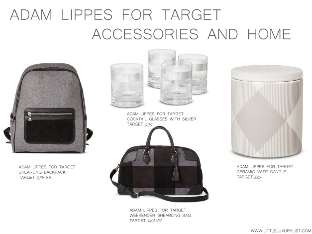 Adam Lippes Target Accessories and Home