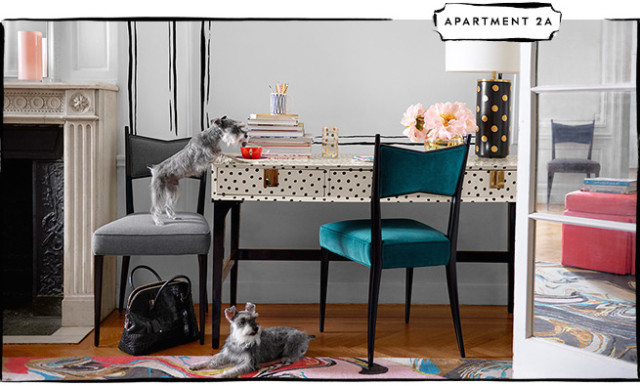 Kate Spade home office