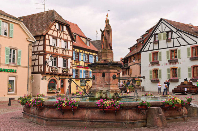 disneyreallocations1- real Beauty and the Beast – Alsace, France