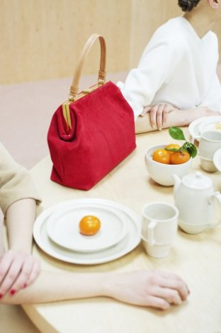 02-Kan Ito ceramics at mansur gavriel for Fall 2016