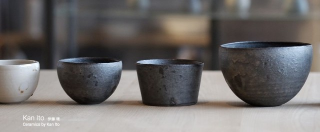 Kan Ito ceramics on Analogue life