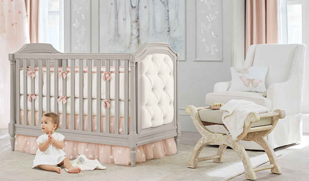 Monique Lhuillier And Pottery Barn Kids Nursery