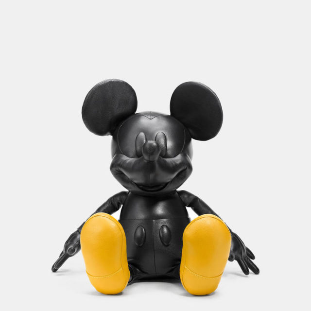 Disney x Coach Mickey Mouse Collaboration Mickey doll