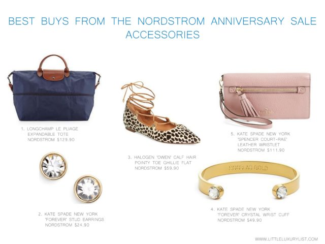 Best buys from the Nordstrom Anniversary Sale - accessories - by little luxury list
